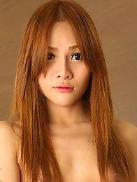 Elegant Asian shemale Gam fucked
