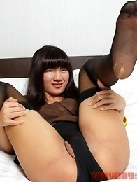 Young and Horny Ladyboys!