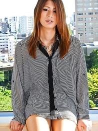 Japan Tgirl Makoto comes from Nagasaki.