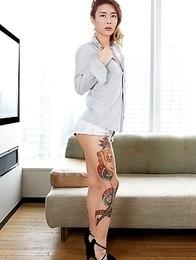 Sexy japanese tgirl Hyori