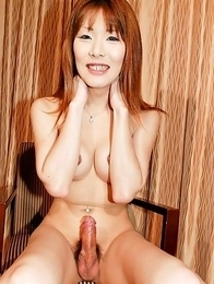 22 year young japan body Misaki � the full breasts, the curvy hip, and the beautifully tapered legs.