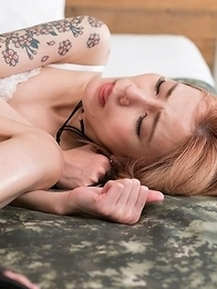 Chulin Nakazawa enjoy being used and fucked in her ass-pussy