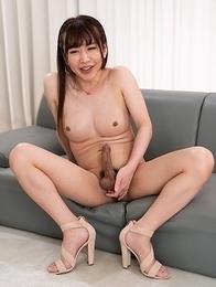 Serina Tachibana Massive Cumshot
